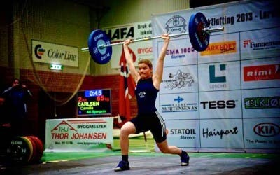 Kurs: OLY WEIGHTLIFTING